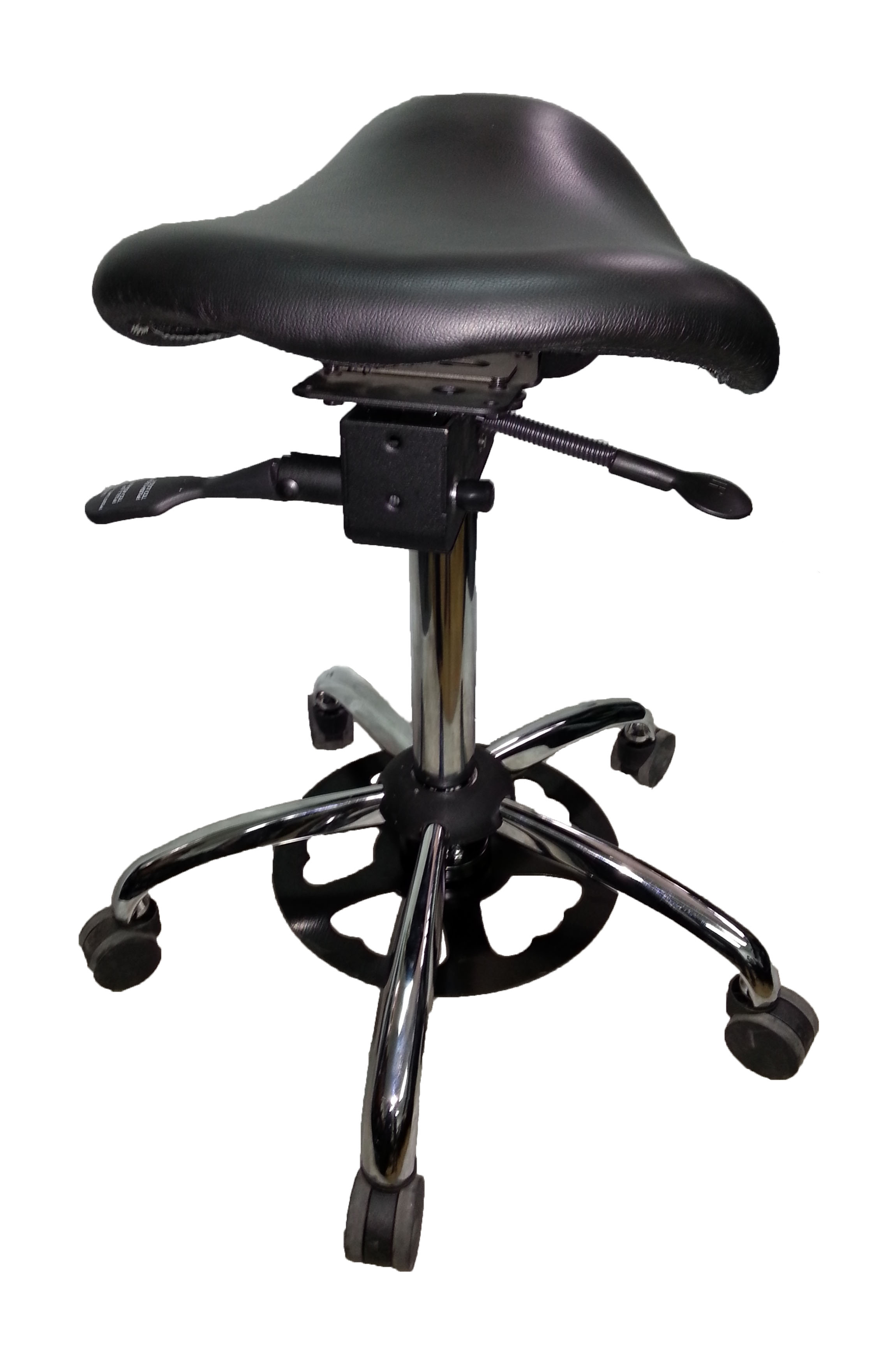 Taiwan The Best Saddle Chair With Foot Ring Kanewell