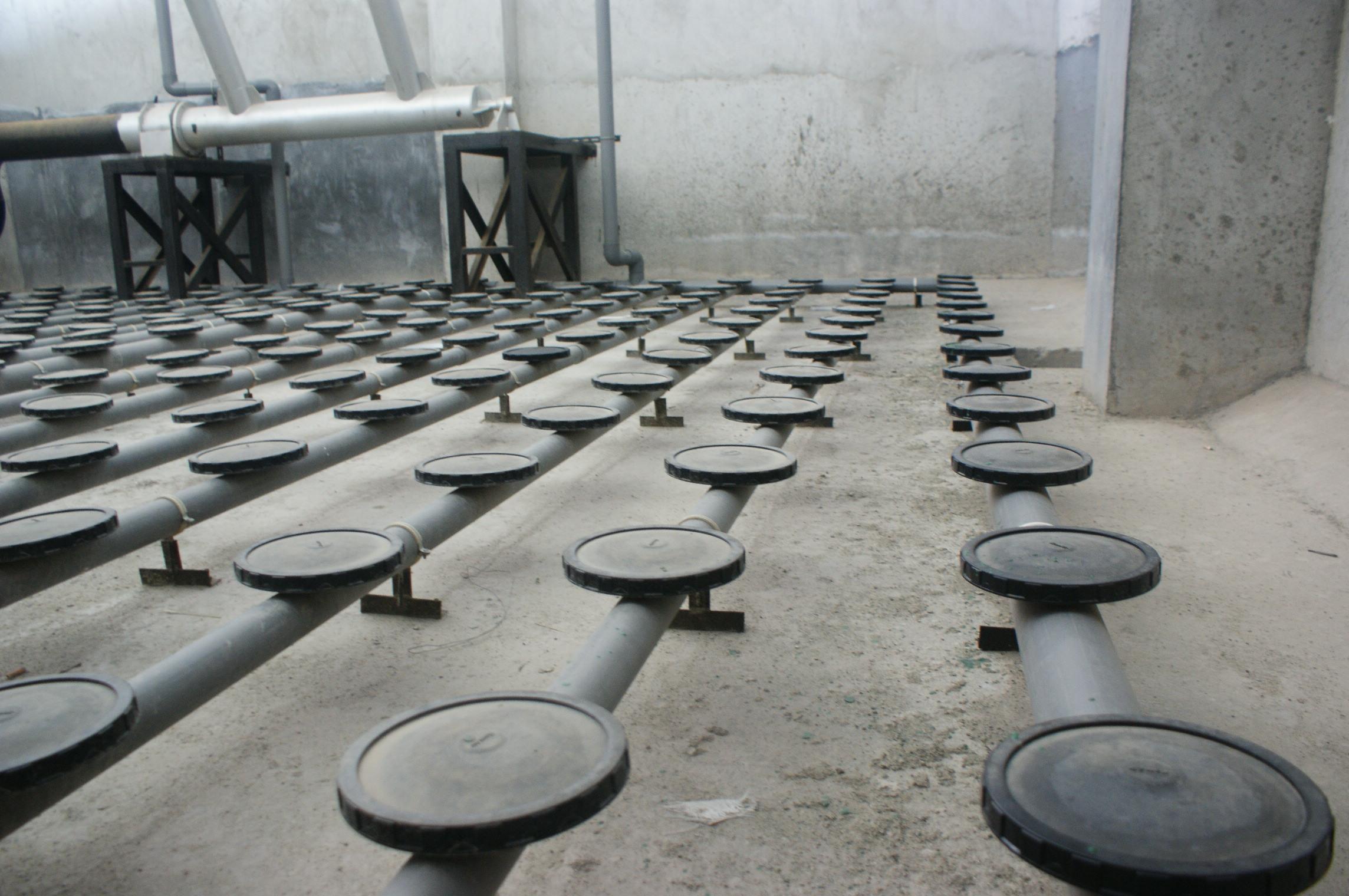 Membrane Disc Type Fine Bubble Air Diffuser   SAN LEE INDUSTRY CO  #5D666E