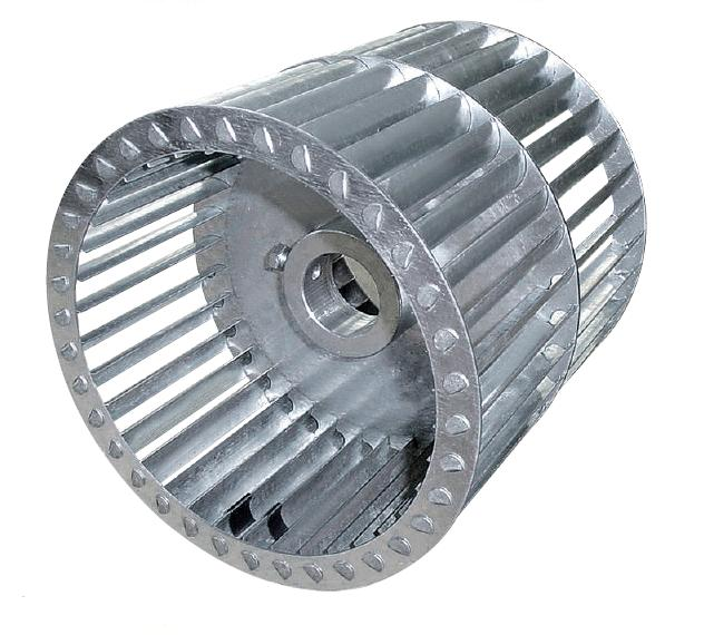 Taiwan Impeller Fan Wheel For Centrifugal Exhaust Blower