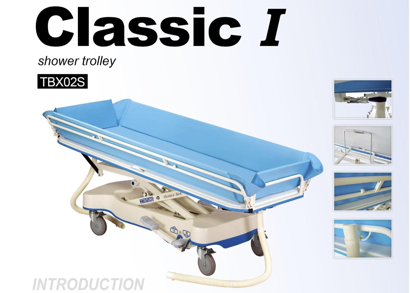 product reconditioned id medical rom advanta hill inc piedmont bed