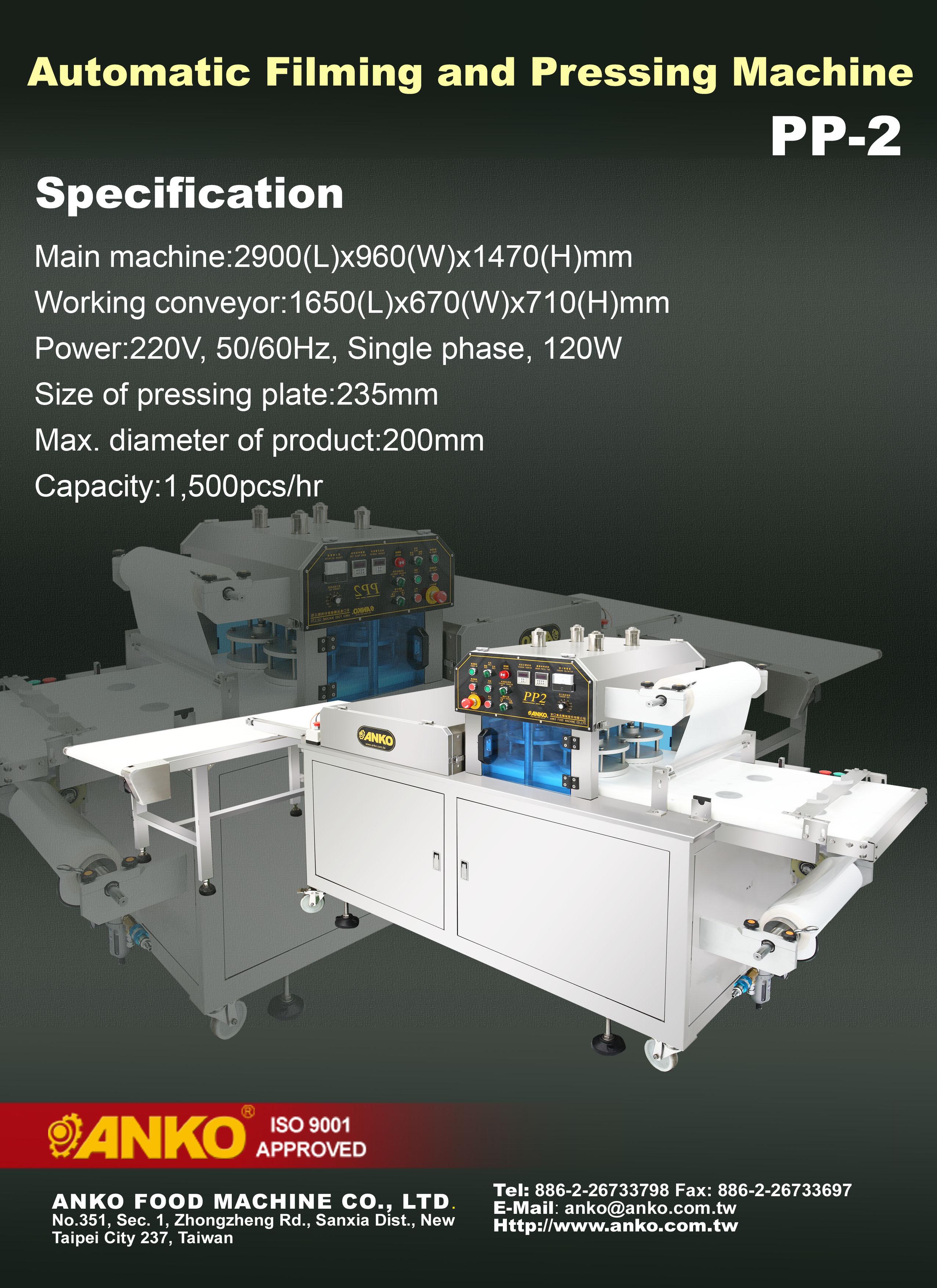 Taiwan Commercial Paratha Maker Machine (High Quality, Good