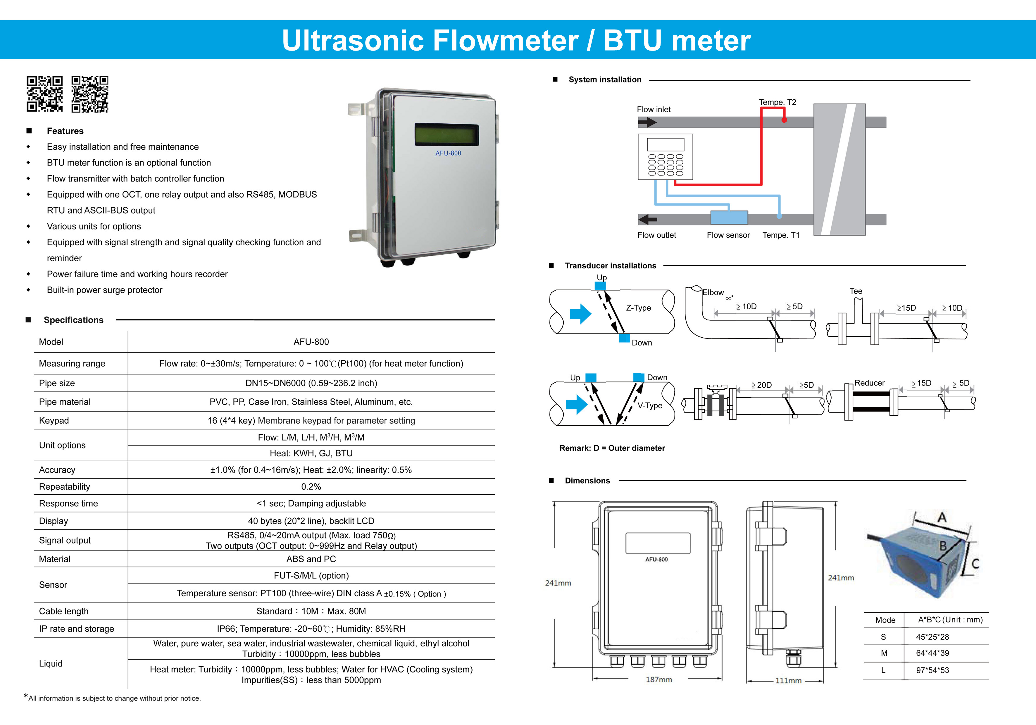 Btu Meter Diagram Content Resource Of Wiring Flow Taiwan Ultrasonic Flowmeter Lead Shine Industrial Co Rh Ledshine En Taiwantrade Com